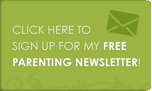 free parenting newsletter signup